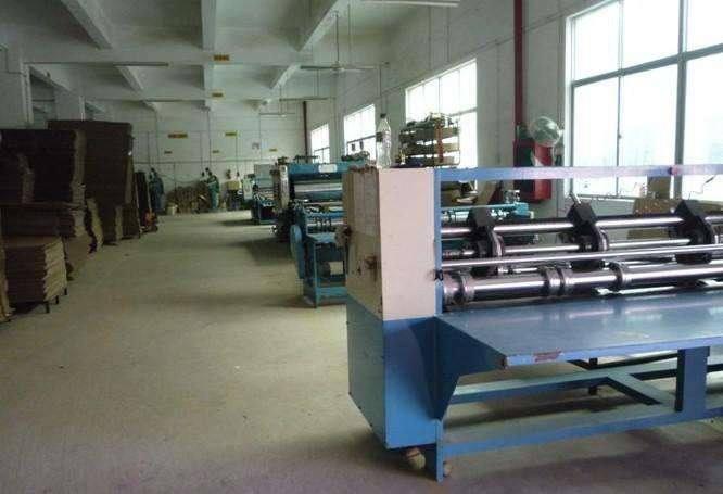 模切机生产加工